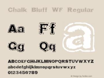 Chalk Bluff WF