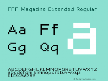 FFF Magazine Extended