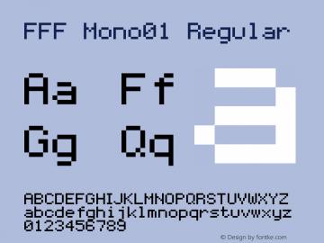 FFF Mono01