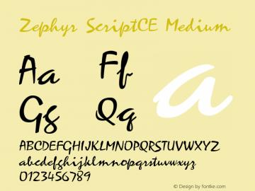 Zephyr ScriptCE