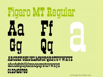 Figaro MT