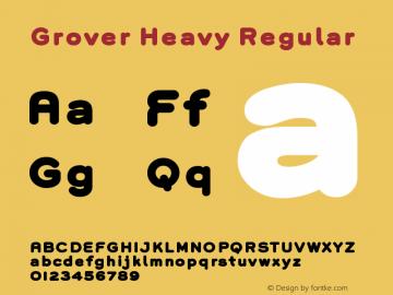 Grover Heavy