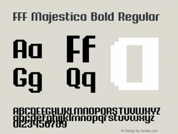 FFF Majestica Bold