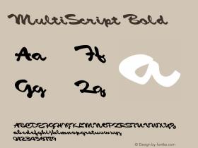 MultiScript