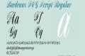 Bordeaux ICG Script