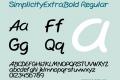 SimplicityExtraBold