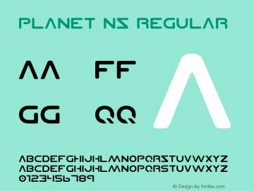 Planet NS