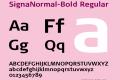 SignaNormal-Bold