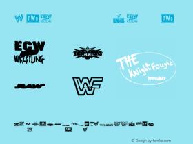 wrestling logos