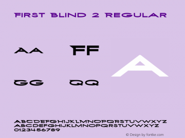 First Blind 2