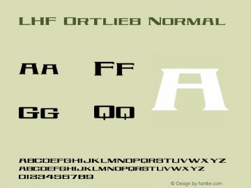 LHF Ortlieb