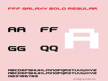 FFF Galaxy Bold