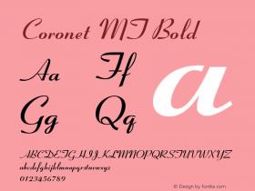 Coronet MT