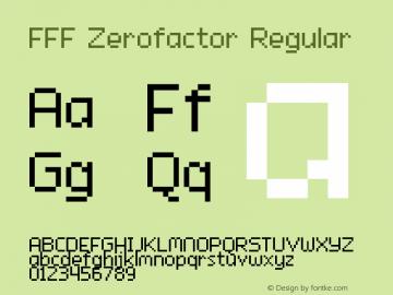 FFF Zerofactor