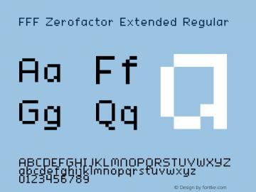 FFF Zerofactor Extended