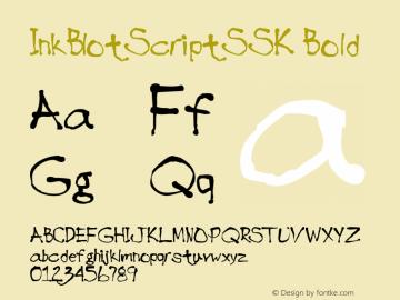 InkBlotScriptSSK