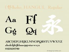 (한)hcho_HANGUL