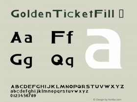 GoldenTicketFill