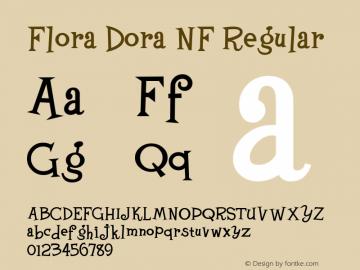 Flora Dora NF
