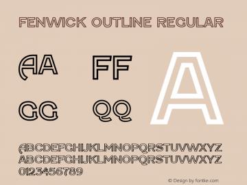 Fenwick Outline