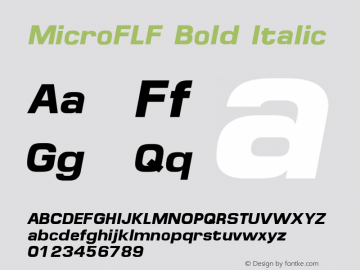 MicroFLF
