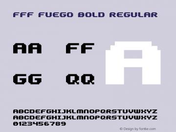 FFF Fuego Bold