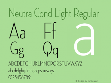 Neutra Cond Light