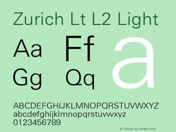 Zurich Lt L2