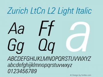 Zurich LtCn L2