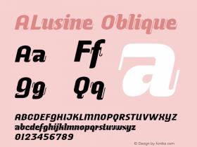 ALusine