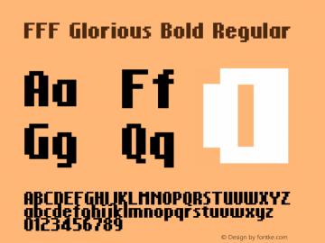 FFF Glorious Bold