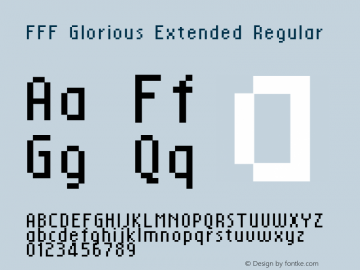 FFF Glorious Extended