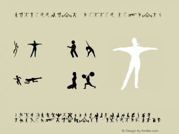 FitnessSilhouettes