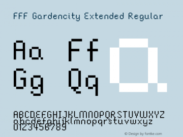 FFF Gardencity Extended