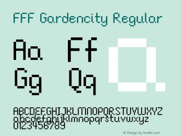FFF Gardencity