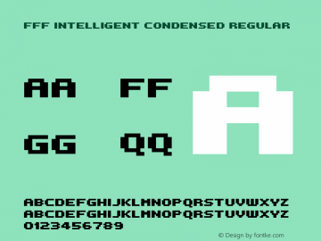 FFF Intelligent Condensed