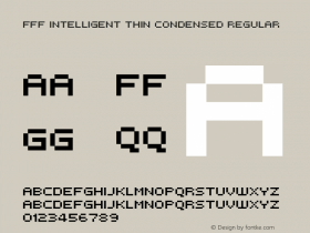 FFF Intelligent Thin Condensed