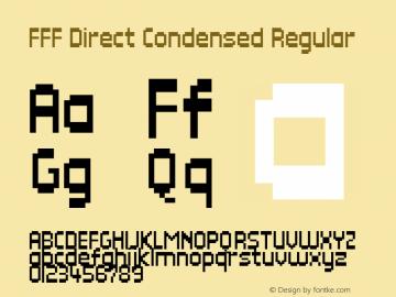FFF Direct Condensed