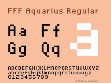 FFF Aquarius