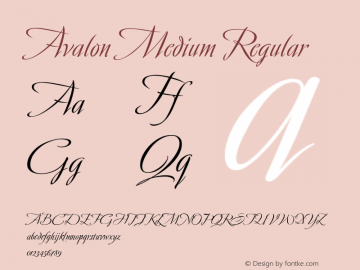 Avalon Medium