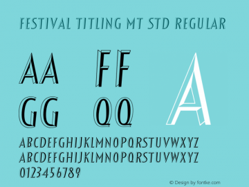 Festival Titling MT Std