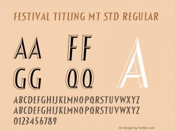 Festival Titling MT Std