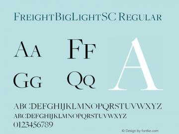 FreightBigLightSC