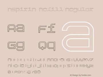Aspirin-Refill