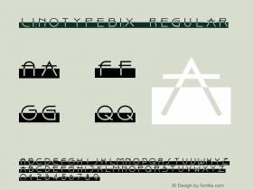 LinotypeBix