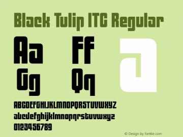Black Tulip ITC