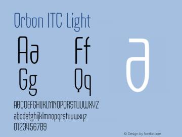 Orbon ITC