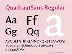 QuadraatSans