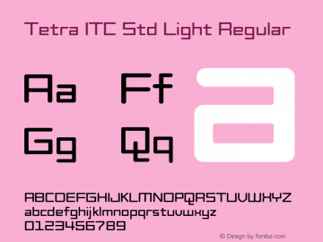 Tetra ITC Std Light