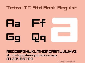 Tetra ITC Std Book